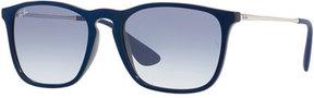 Ray-Ban Chris Rectangular Sunglasses