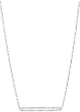 Bony Levy Women's Geo Diamond Pendant Necklace (Nordstrom Exclusive)