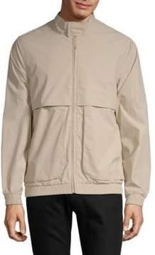 Andrew Marc Caton Long-Sleeve Jacket