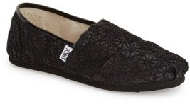 Toms Girl's 'Alpargata - Youth' Slip-On