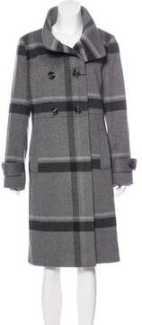 Cinzia Rocca Wool and Cashmere Blend Coat w/ Tags