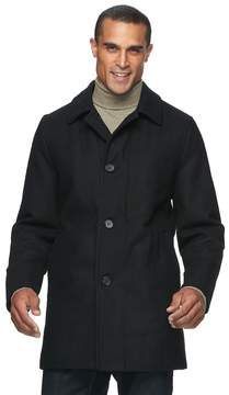 Ike Behar Men's Seville Classic-Fit Wool-Blend Top Coat