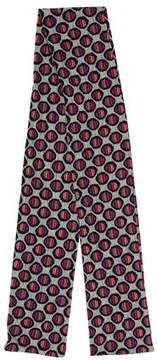 Marc by Marc Jacobs Printed Rectangular Scarf