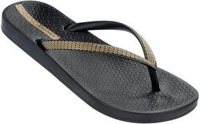 Ipanema Ana Metallic Flip Flop