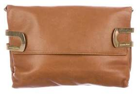 Michael Kors Beverly Hinge Clutch