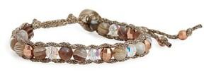 Chan Luu Women's Agate & Crystal Bracelet