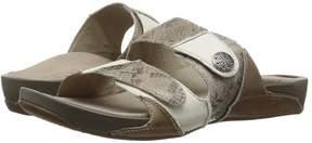 Aetrex Rebecca Adjustable Strap Women's Shoes