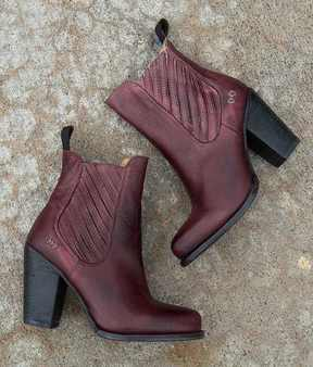Bed Stu Insight Ankle Boot