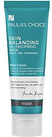 Paula's Choice Skin Balancing Oil-AbsorbingMask