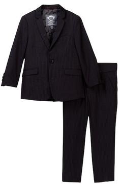 Appaman Pin Stripe Mod Suit Set (Toddler, Little Boys, & Big Boys)