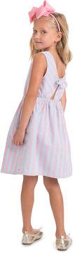 Vineyard Vines Girls Coastside Stripe Dress