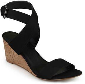 Journee Collection Women's Kaylee Wedge Sandal