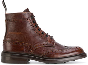 Tricker's Trickers brogue ankle boots