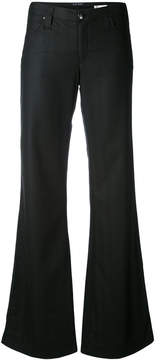Armani Jeans wide-leg trousers