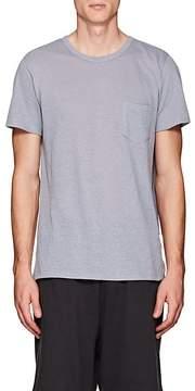 Onia Men's Chad Linen-Blend T-Shirt