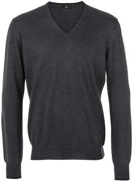 Fay V-neck sweatshirt