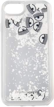 Chiara Ferragni Liquid Glitter Iphone 8 Case