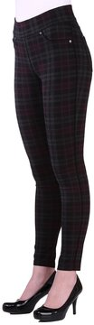 Allison Daley ADX SLIMS by Ponte Plaid Jeggings