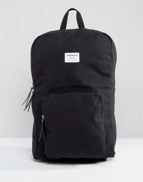 Sandqvist Kim Backpack in Black
