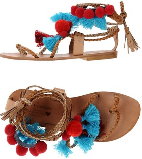 Couture GIA Toe strap sandals