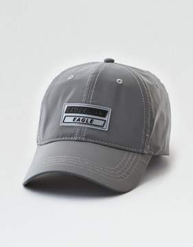 American Eagle Outfitters AE Reflective Strapback Hat