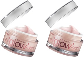 Bliss Triple Oxygen Ex-'glow'-Sion Vitabead-Infused Moisture Cream Set Of 2