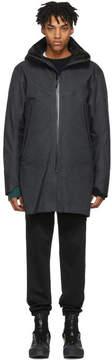 Arcteryx Veilance Grey Down Monitor Coat