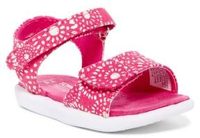 Toms Shibori Dots Strap Sandal (Baby, Toddler, & Little Kid)