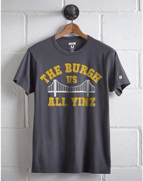 Tailgate Men's Burgh Vs. All Yinz T-Shirt