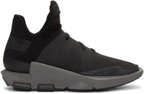 Y-3 Black Noci Sneakers