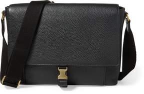 Ralph Lauren Tumbled Calfskin Messenger Bag