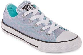 Converse Chuck Taylor All Star Ox Girls Sneakers - Little Kids