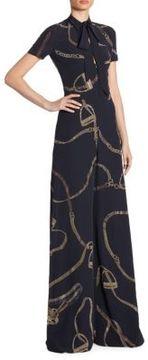 Ralph Lauren Collection Isabelle Silk Jumpsuit