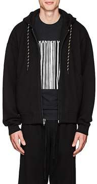 Alexander Wang Men's Cotton-Blend Oversized Hoodie
