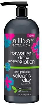 Alba Hawaiian Detox Renewing Lotion Volcanic Clay 32 oz