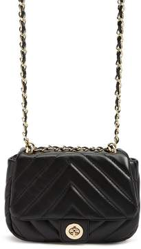 Forever 21 Chevron Quilted Crossbody