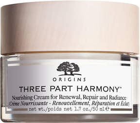 Origins Three Part Harmony Nourishing Cream for Renewal, Repair and Radiance