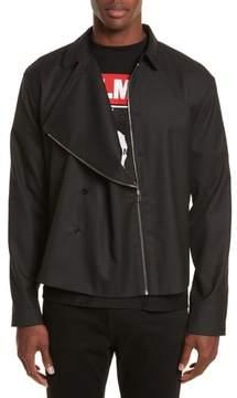 Helmut Lang Expandable Jacket