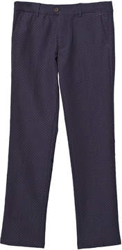 Mayoral Navy Spot Smart Trousers
