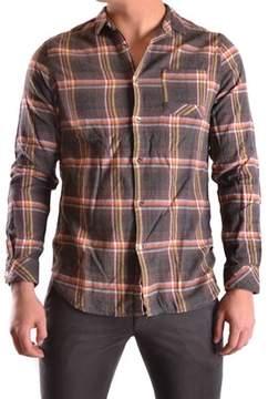 Meltin Pot Men's Multicolor Cotton Shirt.