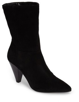 Topshop Women's Hollie Pointy Toe Bootie