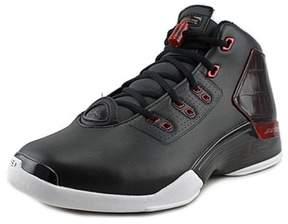 Jordan Airjordan 17+ Retro Men Round Toe Leather Basketball Shoe.