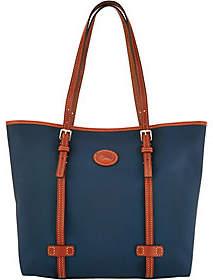 Dooney & Bourke As Is Nylon East West Shopper Handbag - ONE COLOR - STYLE