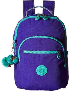 Kipling Seoul Small Backpack Bags - BLACK - STYLE