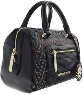 Versace EE1VRBBY6 Black/Multicolor Shoulder Bag