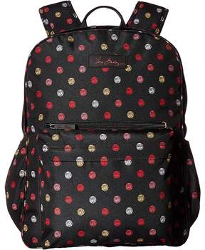 Vera Bradley Lighten Up Grande Laptop Backpack Backpack Bags