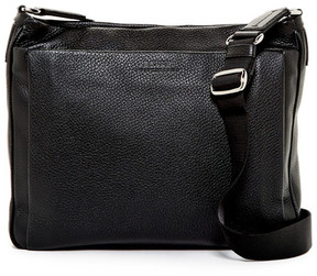 Bally Maco Leather Messenger Bag