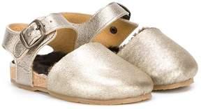 Pépé shearling sandals