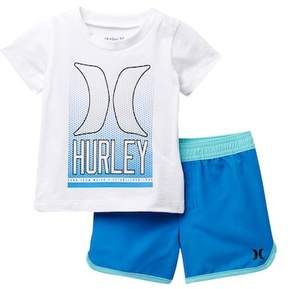 Hurley Ombre Dot Set (Baby Boys)