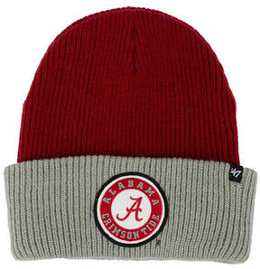 '47 Alabama Crimson Tide Ice Block Knit Hat